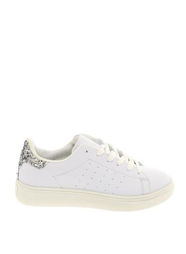 Paris Hilton Paris Hilton Sim Detaylı   Koşu Ayakkabısı Gümüş